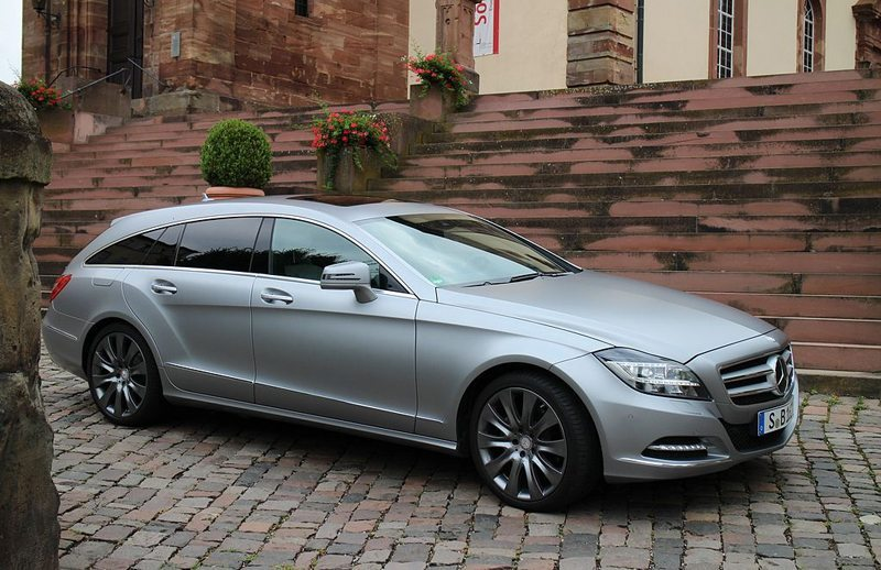 Mercedes-Benz CLS Shooting Brake 2013 (Bild: Robert Basic, WIkimedia, CC)