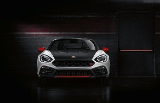 Abarth 124 spider (Bild: © Abarth, Fiat Chrysler Automobiles)