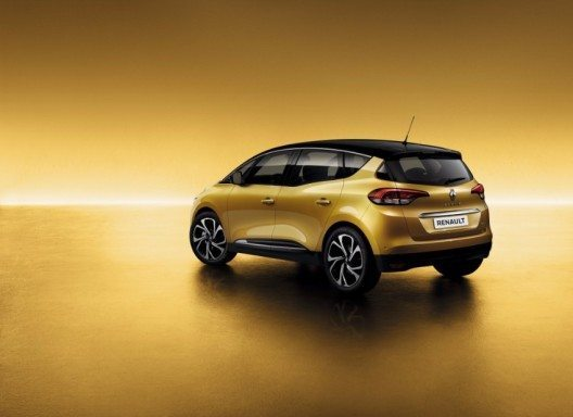 Der neue Renault Scenic (Bild: © Renault Communications / Rights reserved)