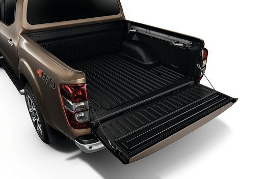Renault Alaskan Pick-up - gross dimensionierte Ladefläche (Bild: © Renault Communications)