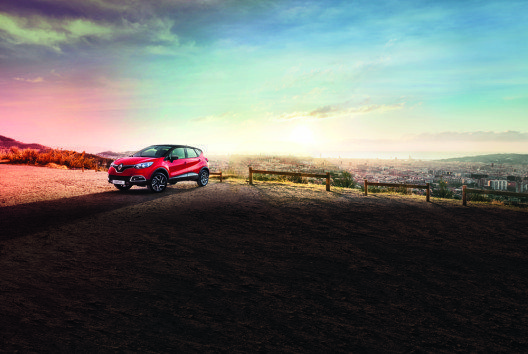 Renault Captur (Bild: Renault Communications)