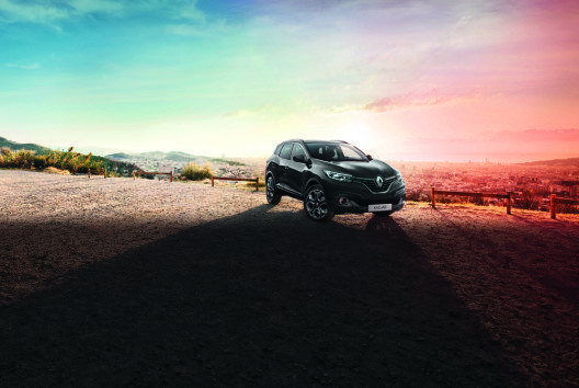 Renault Kadjar (Bild: Renault Communications)