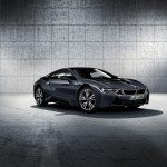 Der neue BMW i8 Protonic Dark Silver Edition (09/2016).