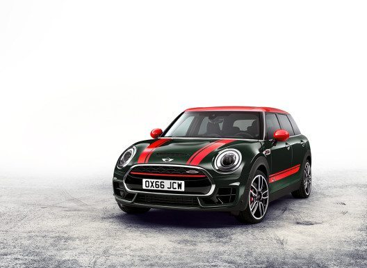 MINI John Cooper Works Clubman. (Bild: © BMW Group)