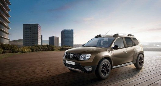 Dacia Duster Fisherman's Friend StrongmanRun